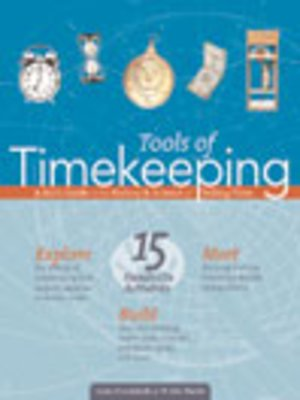 cover image of Tools of Timekeeping