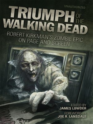 cover image of Triumph of the Walking Dead