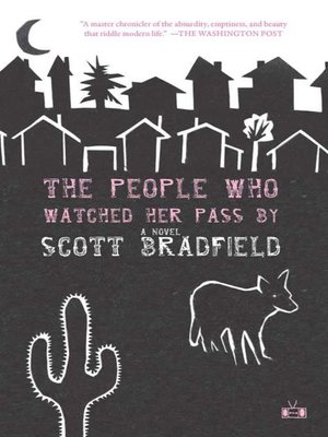cover image of The People Who Watched Her Pass By