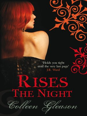 cover image of Rises the Night