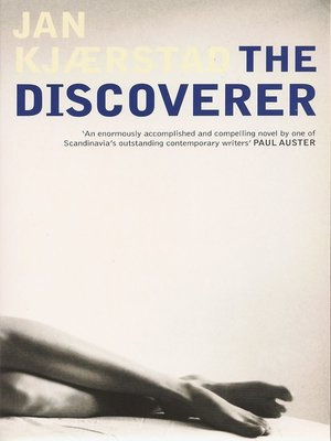 cover image of The Discoverer