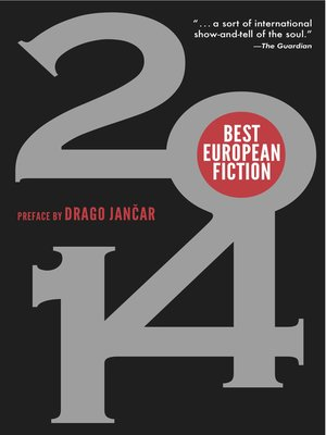 cover image of Best European Fiction 2014