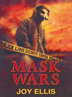 cover image of Mask Wars