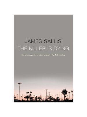 cover image of A Killer is Dying
