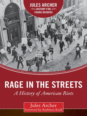 cover image of Rage in the Streets