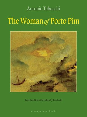 cover image of The Woman of Porto Pim