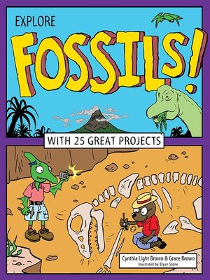 cover image of Explore Fossils!