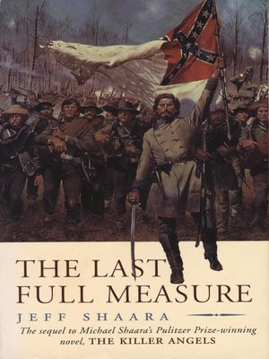 cover image of The Last Full Measure