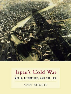 cover image of Japan's Cold War