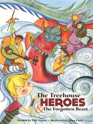 cover image of The Treehouse Heroes