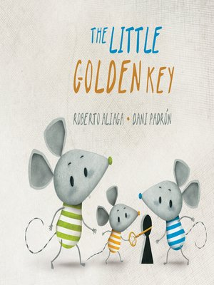 cover image of The Little Golden Key