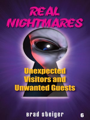 cover image of Real Nightmares (Book 6)
