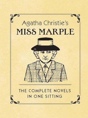 cover image of Agatha Christie's Miss Marple