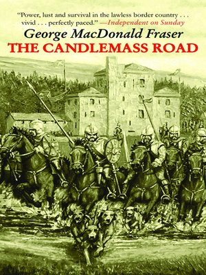 cover image of The Candlemass Road