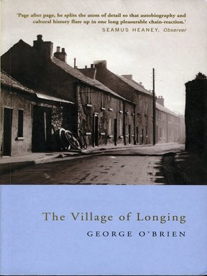 cover image of The Village of Longing