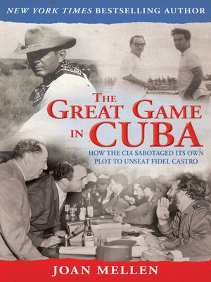 cover image of The Great Game in Cuba