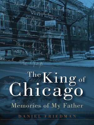 cover image of The King of Chicago
