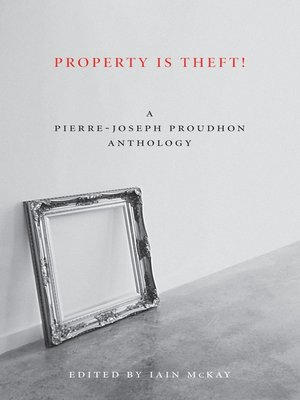 cover image of Property Is Theft!
