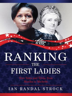 cover image of Ranking the First Ladies