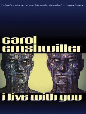 cover image of I Live with You