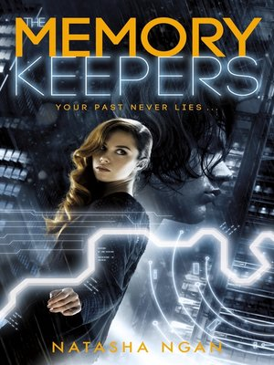 cover image of The Memory Keepers