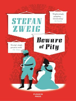 cover image of Beware of Pity