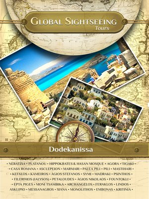 cover image of Global Sightseeing Tours, Dodecanese