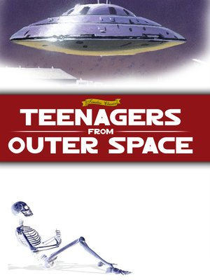 cover image of Teenagers from Outer Space