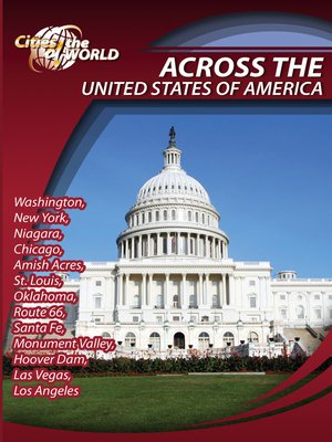 cover image of Across the USA