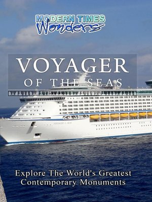 cover image of Voyager of the Seas