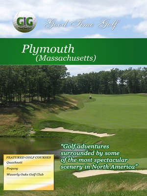 cover image of Good Time Golf: Plymouth