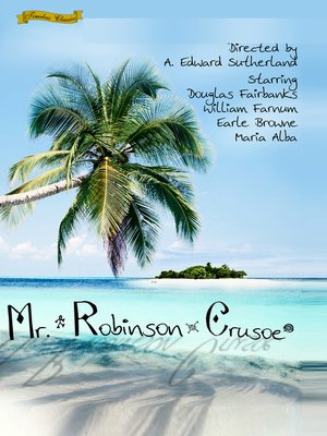 cover image of Mr. Robinson Crusoe