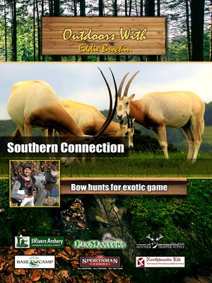 cover image of Outdoors with Eddie Brochin: Southern Connection