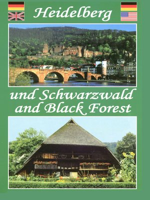 cover image of Heidelberg and Black Forest