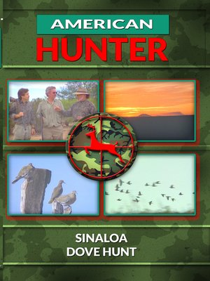 cover image of American Hunter, Sinaloa Dove Hunt