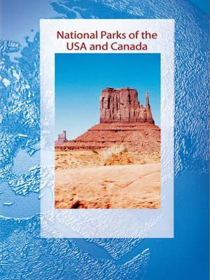 cover image of National Parks of the USA and Canada