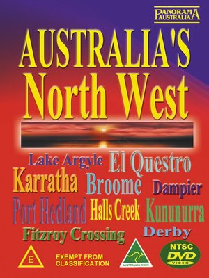 cover image of Australia's North West