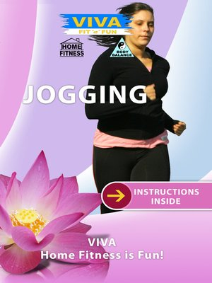 cover image of Jogging Fitness Through Running