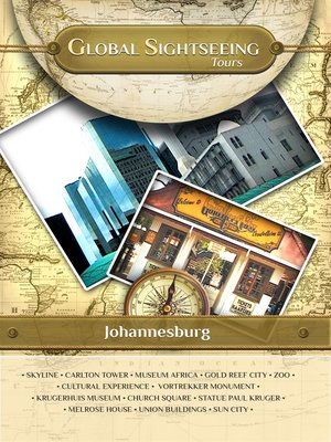 cover image of Global Sightseeing Tours, Johannesburg