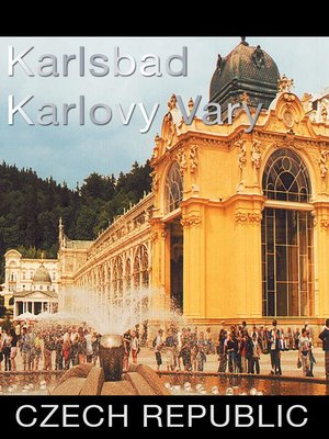 cover image of Karlsbad - Karlovy Vary