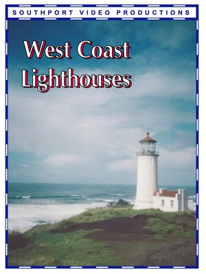 cover image of West Coast Lighthouses