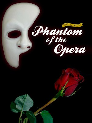 cover image of Phantom of the Opera