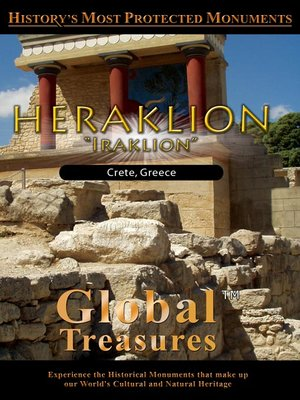 cover image of Heraklion Iraklion Kreta, Greece