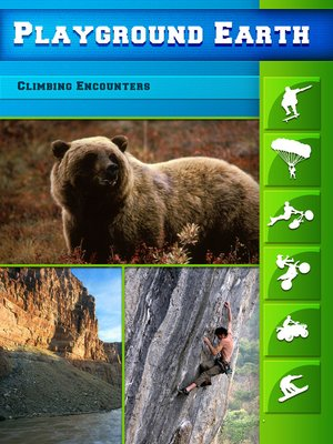 cover image of Playground Earth, Climbing Encounters