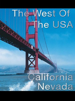 cover image of The West of the USA