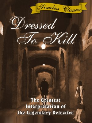 cover image of Dressed to Kill