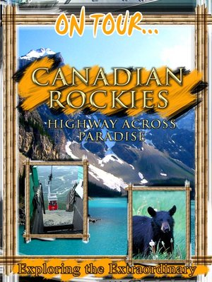 cover image of Canadian Rockies