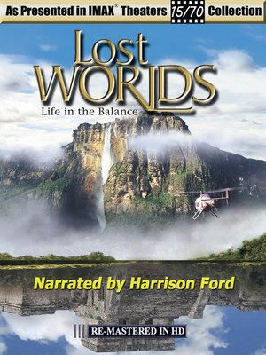 cover image of Life In the Balance Lost Worlds Hosted By Harrison Ford