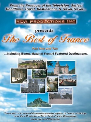cover image of The Best of France