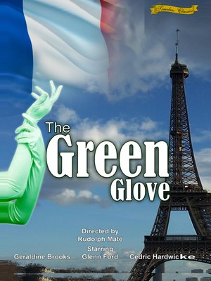 cover image of The Green Glove